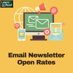 Email Newsletter Open Rates