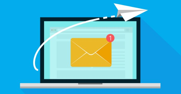 email marketing forwarding