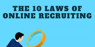 the10 laws of online recruiting