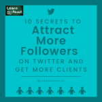 10 ways to attract more followers on twitter