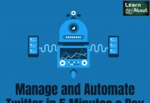Manage and Automate Twitter in 5 Minutes a Day – The 5 Best Tools and Strategies