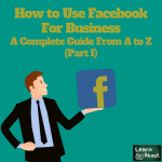 how to use Facebook for business part1