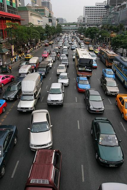 mass traffic