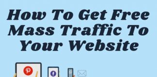 How To Get Free Mass Traffic To Your Website