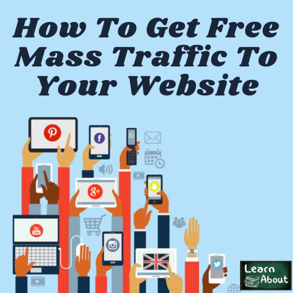 get free hits to your website