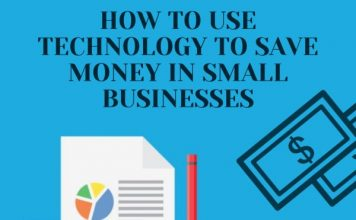 How to Use Technology to Save Money in Small Businesses