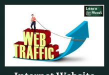 internet website traffic tips