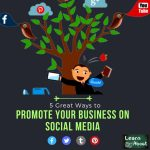 5 Great Ways to promote your business on social media