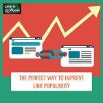The perfect way to increase link popularity