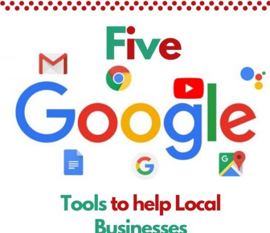 Tools to help Local Businesses
