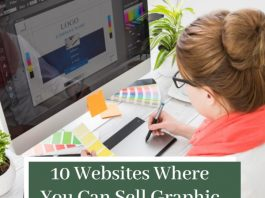 10 Websites Where You Can Sell Graphic Design Work