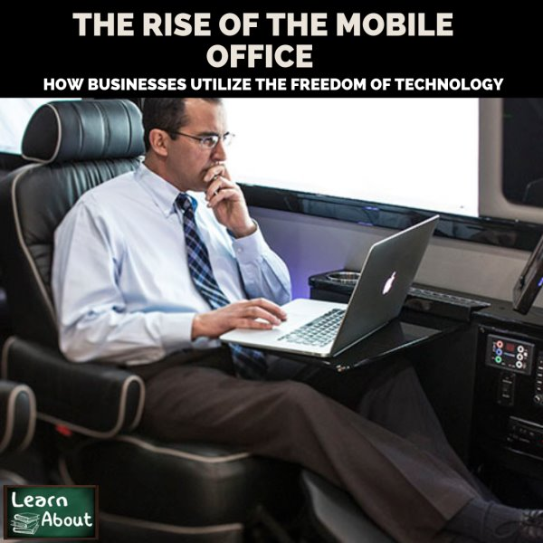 HOW BUSINESSES UTILIZE THE FREEDOM OF TECHNOLOGY