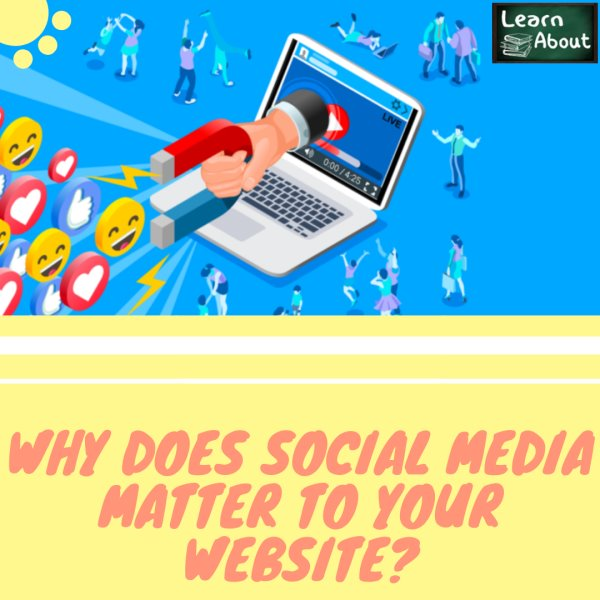 Why Does Social Media Matter To Your Website