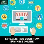 Establishing Your New Business Online