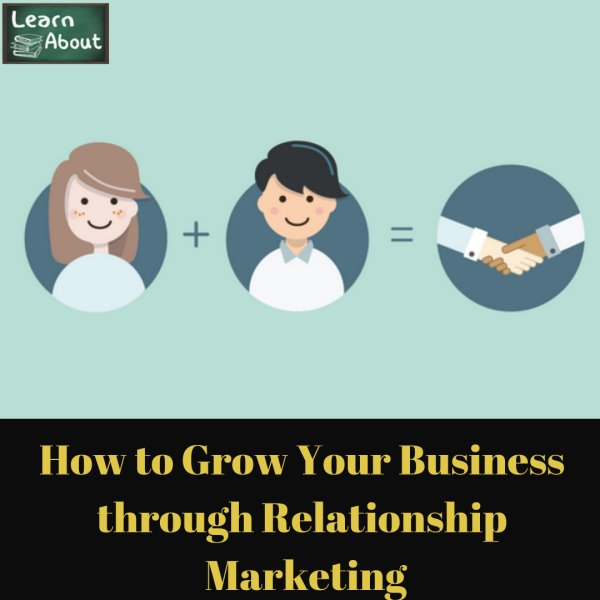 How to Grow Your Business through Relationship Marketing
