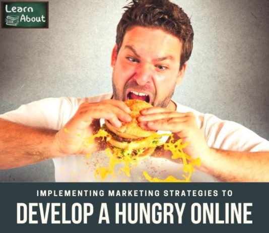 Implementing Marketing Strategies to Develop a Hungry Online Audience