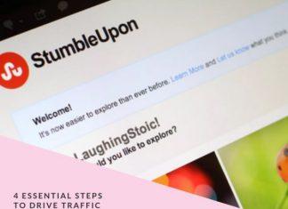 Stumbleupon Marketing Tips - 4 Essential Steps to Drive Traffic