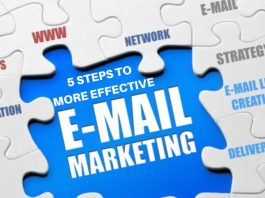 steps to more effective email marketing