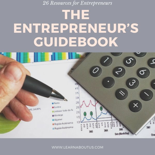 26 Resources for Entrepreneurs