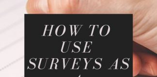 How to Use Surveys as a Marketing Technique