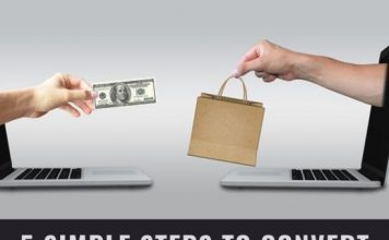 5 Simple Steps to Convert Visitors to Customers (and Keep Them Coming Back!)
