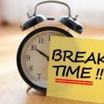 break time rules