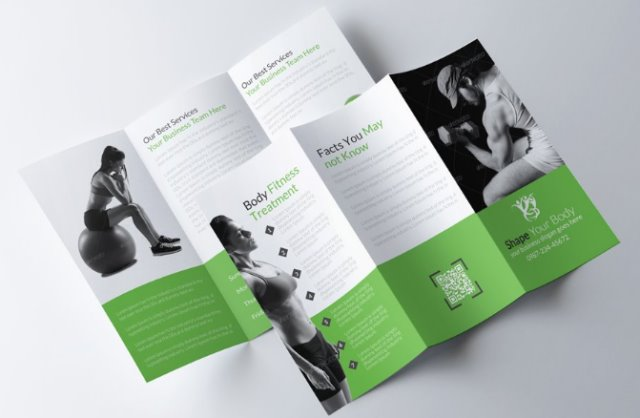 Writing a Business Leaflet