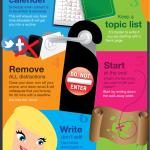 fast blog writing infographics
