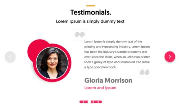 Awesome Customer Testimonials