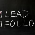 Lead or follow