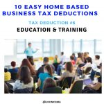 tax deductions for construction business -Education and Training
