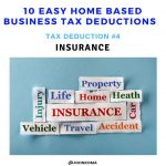 tax deductions for cleaning business -Insurances
