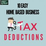 10 easy small business tax deductions