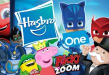 Hasbro Finalizes