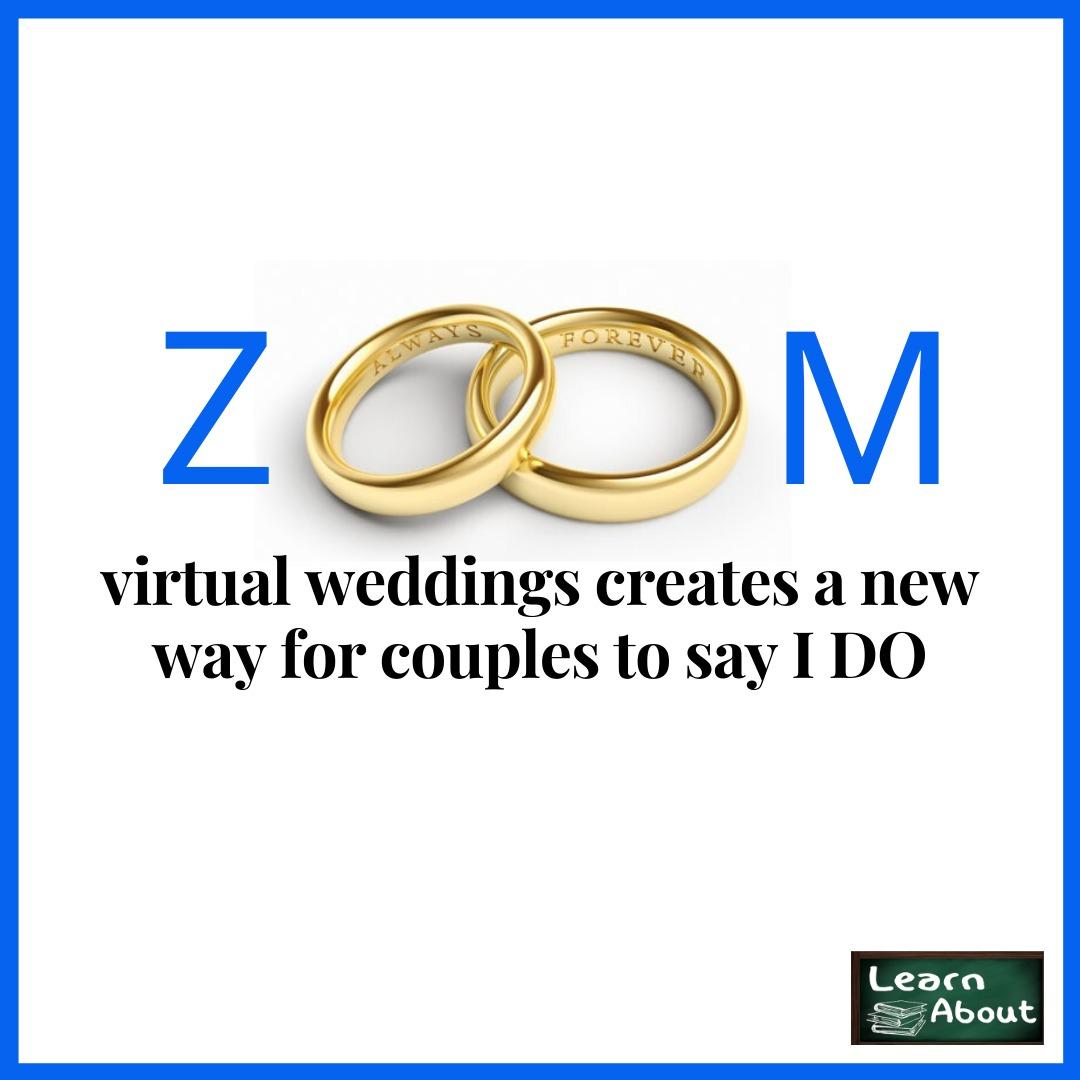 zoom weddings