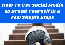 how to use social media to brand yourself