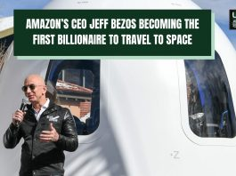 amazon ceo to travel the space