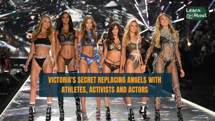 victoria secrets branding