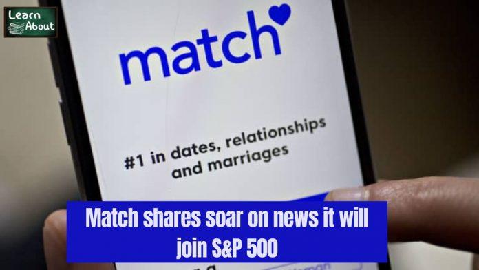 match share sored