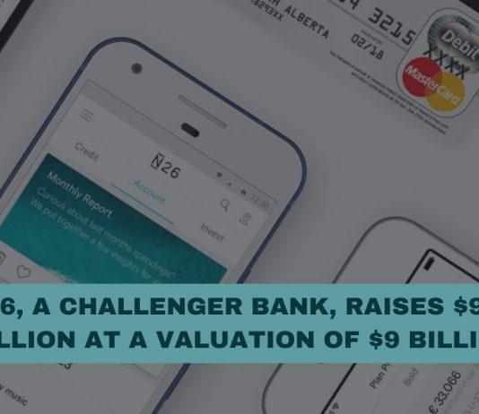 N26, a challenger bank